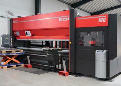 AMADA HG-22004 ATC zum Kanten - Metallverarbeitung von Koch GmbH & Co. KG