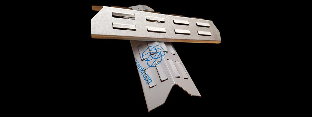 Flammverteiler - Innovation made by Koch. Made in Germany.