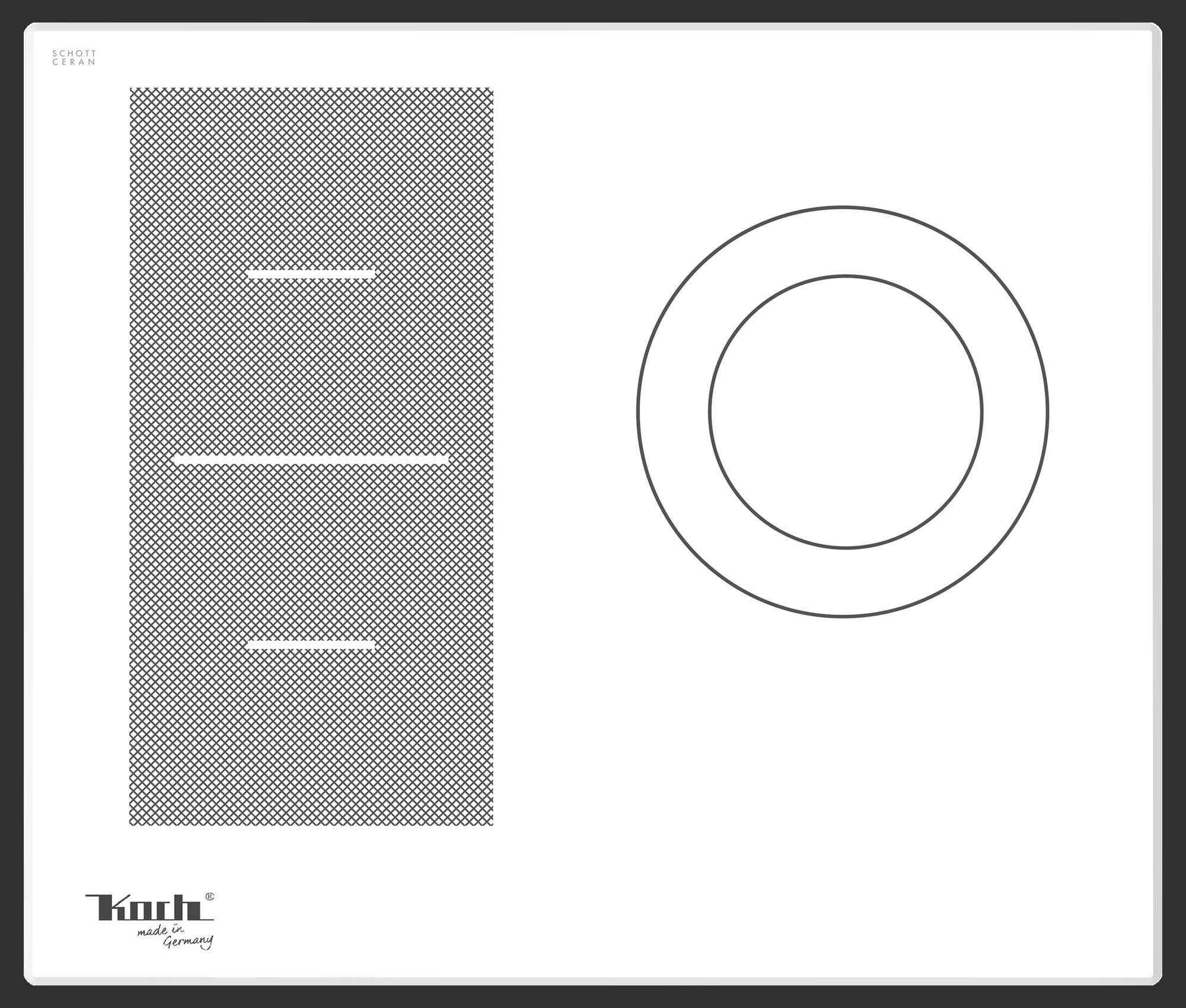 HYBRID KOCHFELD | GK3H ARCTICFIRE CLASSIC | 3 PLATTEN