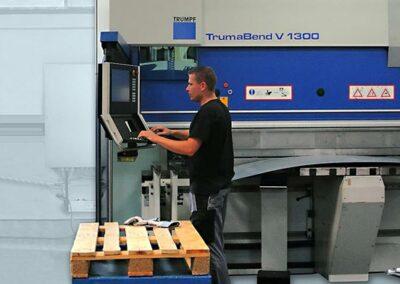 Kanten - Metallverarbeitung von Koch GmbH & Co. KG