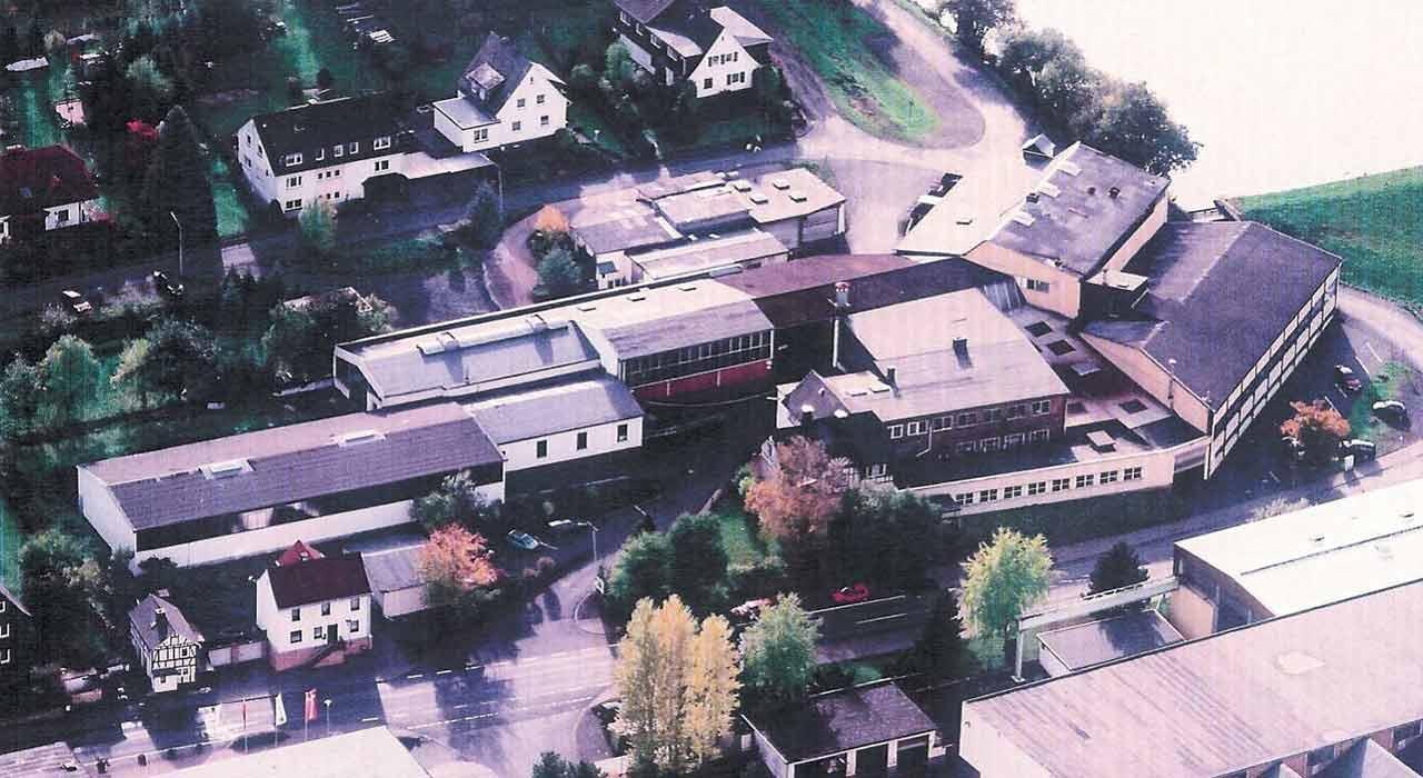 1989 - Gründung Koch GmbH
