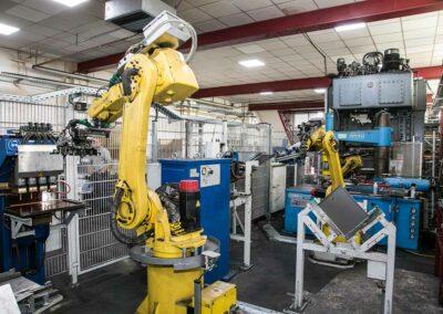 Schneiden - Metallverarbeitung von Koch GmbH & Co. KG