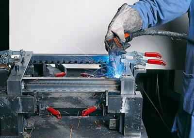 Schweißen - Metallverarbeitung von Koch GmbH & Co. KG