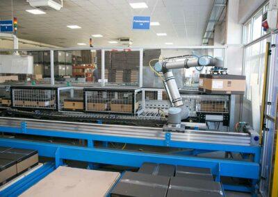 Montage und Verpackung - Metallverarbeitung von Koch GmbH & Co. KG