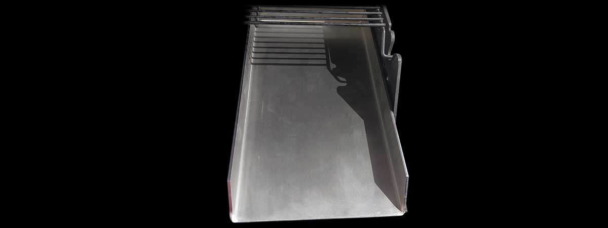Planchas - Innovation made by Koch. Made in Germany.
