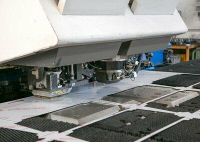 Trumpf TC-6000 zum Lasern und Stanzen - Metallverarbeitung von Koch GmbH & Co. KG